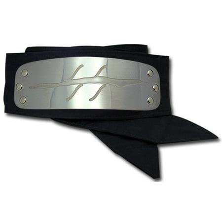 Headband - Naruto - New Anti-Mist Village Logo Anime Toys Cosplay ge7861 - Naruto Headbands For Sale
