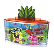 Penn Plax 0.7 Gallon SpongeBob Betta Aquarium Kit