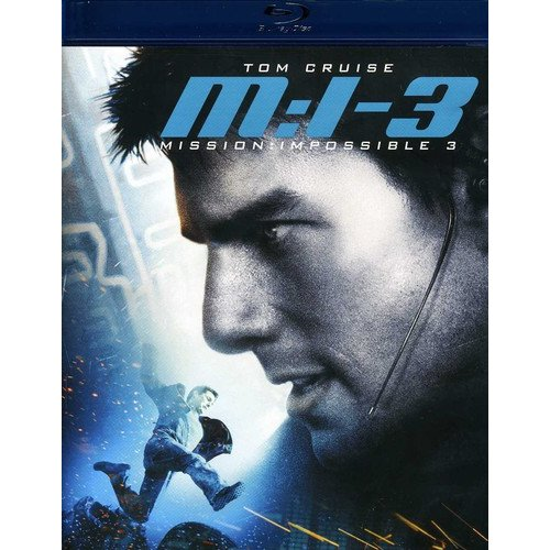 Mission: Impossible 3 (Blu-ray) (Widescreen)