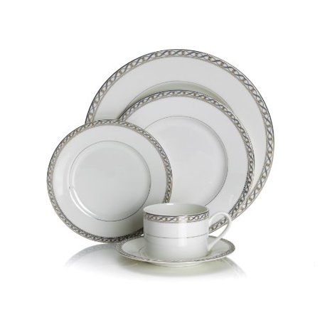 Mikasa Infinity Band 5 Piece Place Setting