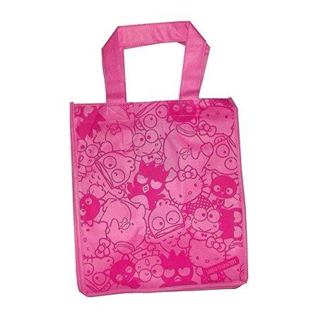 Hello Kitty Sanrio Characters Pink Shopping Reusable - Hello Kitty Treat Bags