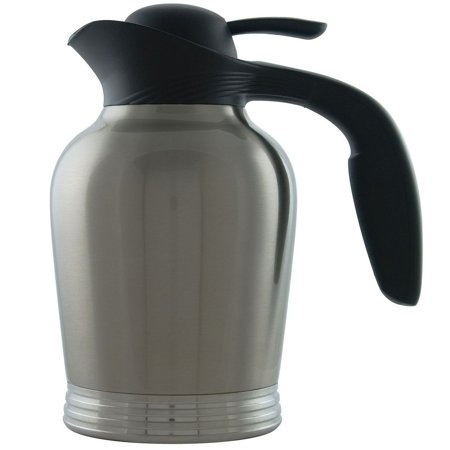 Stanley Commercial ErgoServ Carafe, Brushed Stainless/Black (1L) Commercial Coffee Carafe