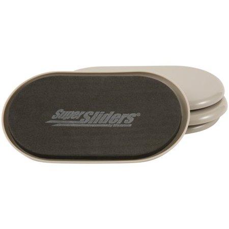 Super Sliders Oval Sliders Walmartcom - Furniture moving sliders