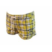 Missouri Tigers Mizzou Ladies Plaid Short Shorts