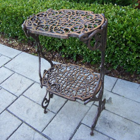 Image of Oakland Living 2 Level Plant Stand