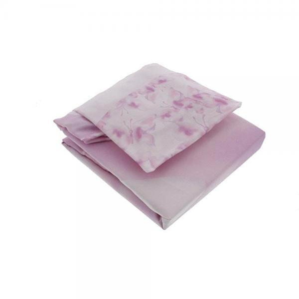 Truly Scrumptious by Heidi Klum Butterfly Wonderland Cotton Crib Sheet Pink