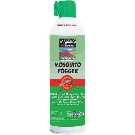 Maggie's Farm Mosquito Fogger Spray, 14-ounce