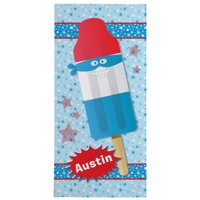 Personalized Little Sweeties Beach Towel - Available in Boy or Girl