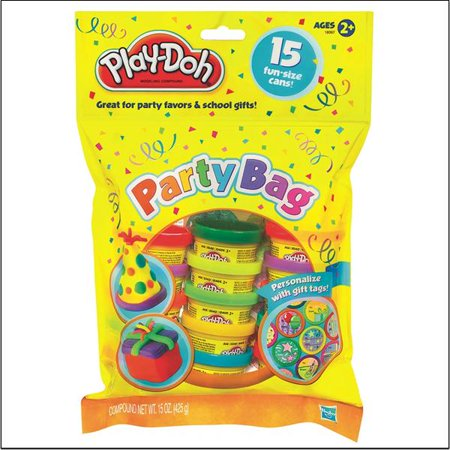 (Price/each)Play-Doh 1oz. 15-count - Play Doh Party