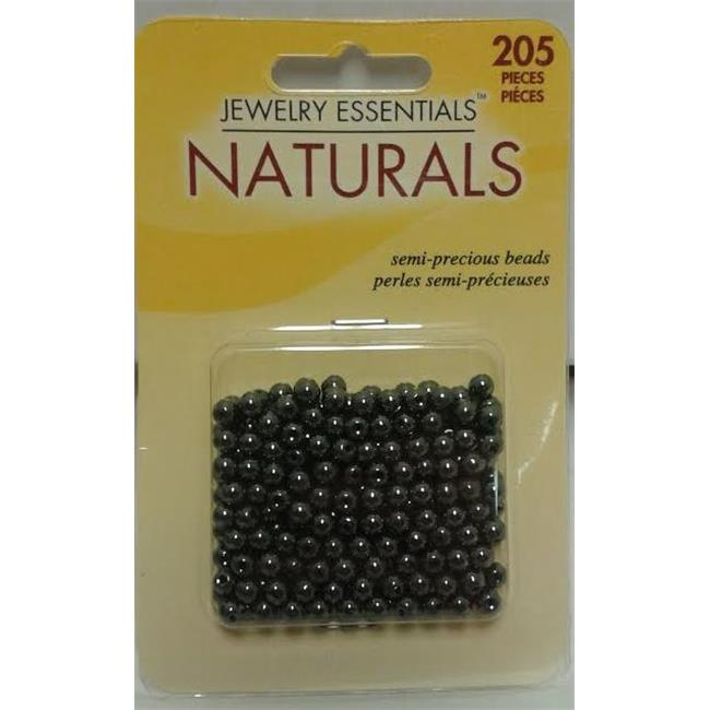 Horizon Group USA 1922387 4 mm Hematite Beads - Case of 30