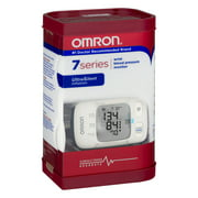 Omron 7 Series Wrist Blood Pressure Monitor (Model BP652N)