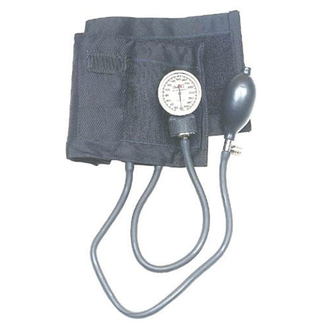 Complete Medical 4035A Aneroid Blood Pressure with Large Adult Cuff