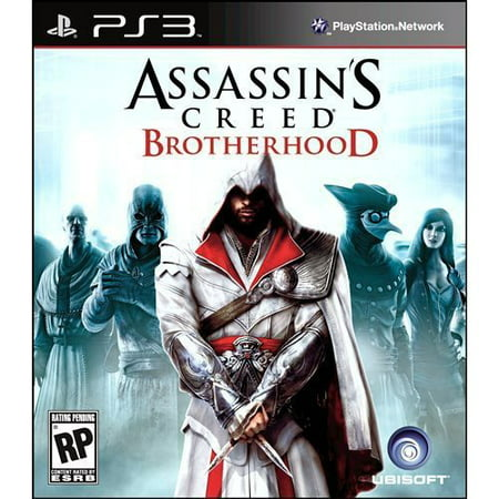 Assassin S Creed Brotherhood Ps3 Best Assassin S Creed
