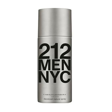 - 212 by Carolina Herrera 5.1 oz Deodorant Spray for men