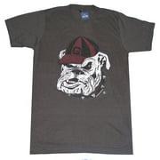 New World Graphics University of Georgia UGA Adult SS T-shirt