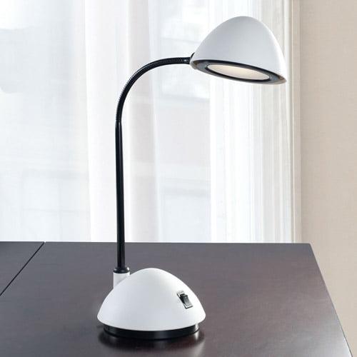 Lavish Home Bright Energy Saving LED Desk Lamp