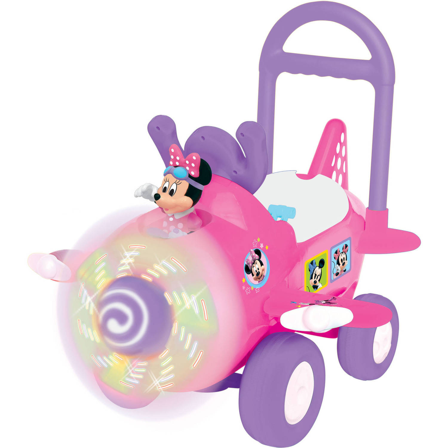 Minnie Mouse Airplane