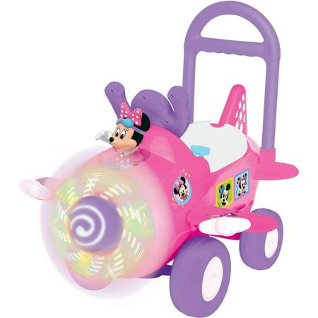 Disney Minnie Mouse Plane Ride On