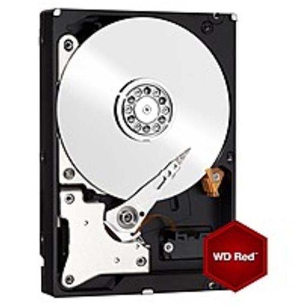 """Refurbished WD Red WD40EFRX 4 TB 3.5"""" Internal Hard Drive - SATA - 5400rpm - 64 MB Buffer"""
