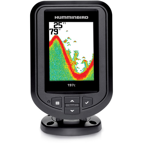 Humminbird PiranhaMax 197C Color Fishfinder