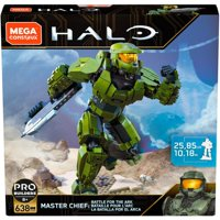 Mega Construx HALO Pro Builders Master Chief Figure