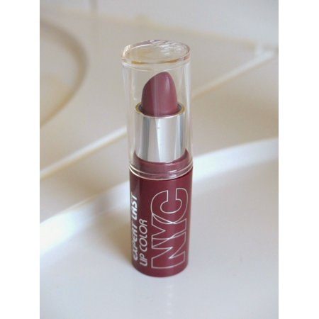 Nyc Lipstick 444 Chocolate Chip Expert Last Lip Color Lipcolor