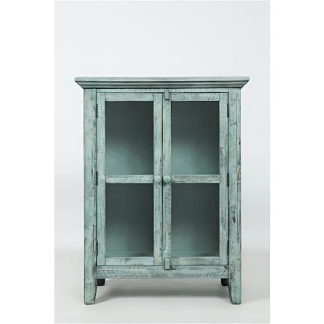 Jofran 1615-32 32 in. Rustic Shores Surfside Accent Cabinet by Jofran