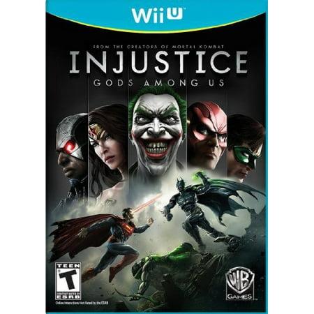 Warner Bros. Injustice: Gods Among Us (Wii U)