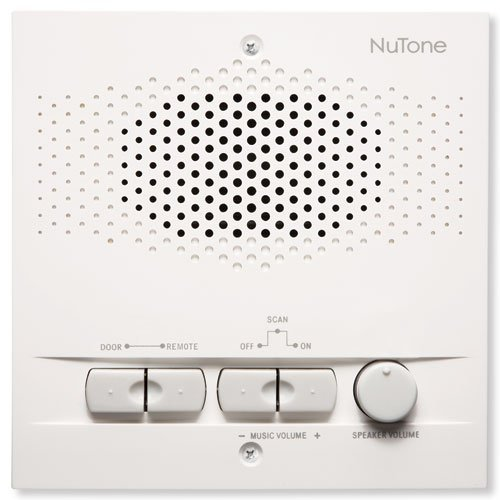 Nutone Nrs103wh 3 Wire Retrofit Inside Speaker Cpnt For Nm100