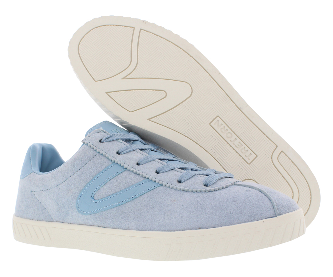 Tretorn Sky Blue Women's Shoes Size by
