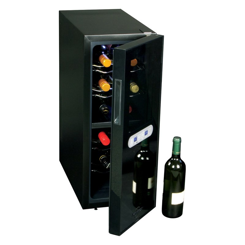 Koolatron 12 bottle dual zone Wine Cellar by Koolatron