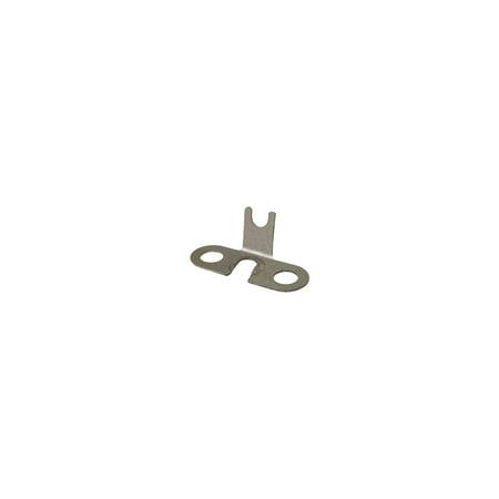 MACs Auto Parts Premier  Products 60-49401 Rocker Arm Shaft Oil Tube Bracket - 292 V8 - Ford & Mercury