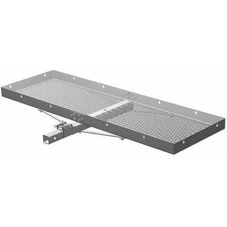 Curt Manufacturing Cur18100 Cargo Carrier Aluminum Folding Shank ()