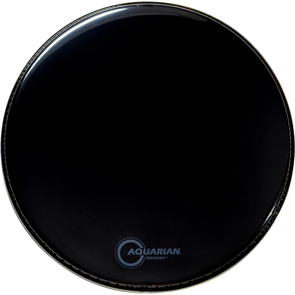 "Aquarian 16"" Reflector Bass Drum Head by Aquarian"