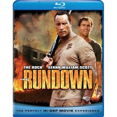 Ray William Johnson Halloween (The Rundown (Blu-ray))