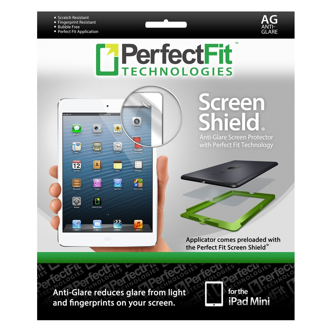 Smart IT Screen Shield Screen Protector - iPad