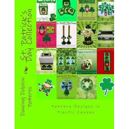 St. Patrick's Day Collection: Patterns in Plastic Canvas
