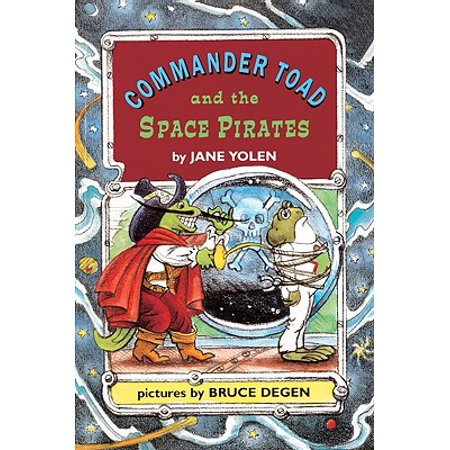 Commander Toad and the Space Pirates](Party City Jake And The Neverland Pirates)