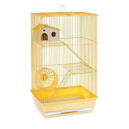 Archie & Oscar Crystal 3-Story Hamster/Gerbil Home-Mint Green