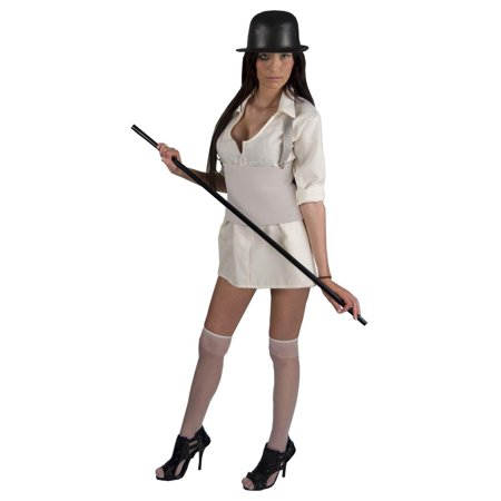 A Clockwork Orange Brother Droog Adult Women's Deluxe Costume Standard](The Blues Brothers Costume)