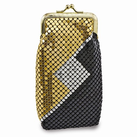 Sequin Cigarette Case Multi Color ()