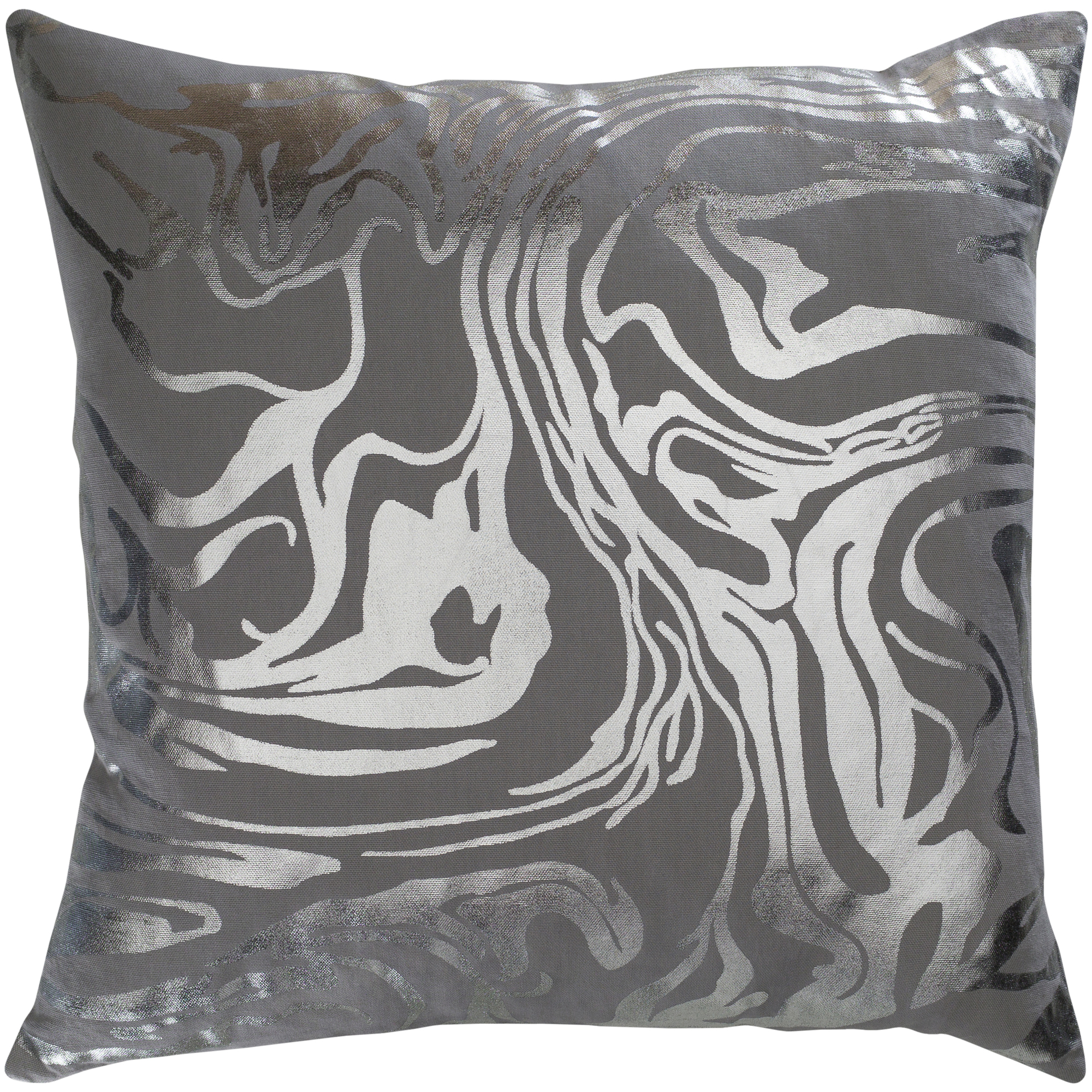 "Art of Knot Minervah 18"" x 18"" Pillow (with Poly Fill)"