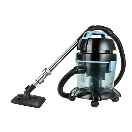 Kalorik Blue Pure Air - Water Filtration Vacuum Cleaner 12 Amp Canister Vacuum Cleaner