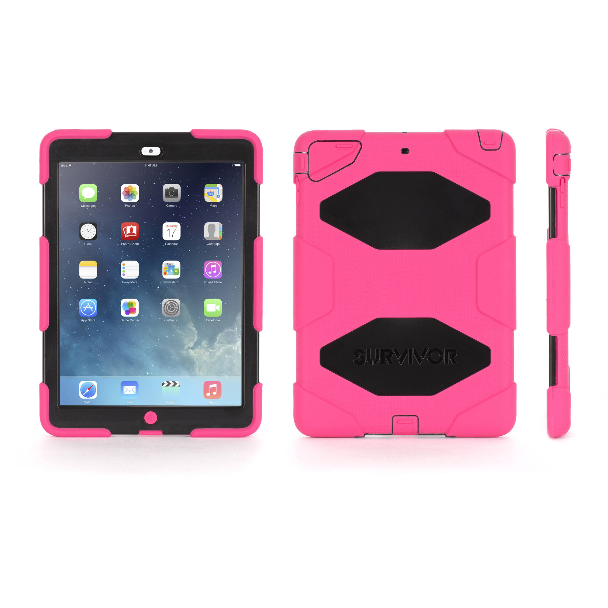 Griffin Survivor All-Terrain Case for Apple iPad Air by Griffin