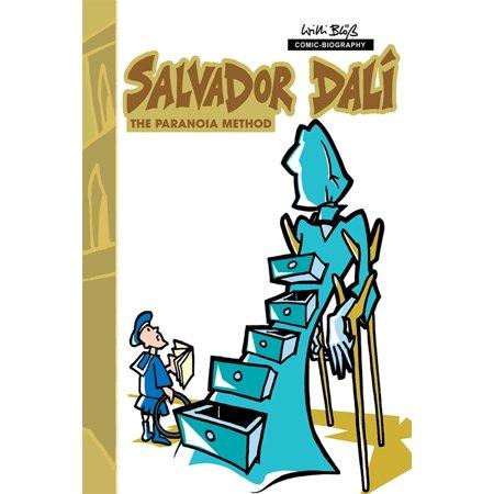 Milestones of Art: Salvador Dali: The Paranoia-Method - eBook
