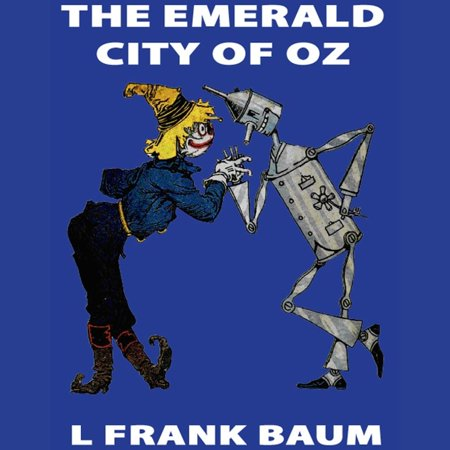 Emerald City of Oz, The - Audiobook