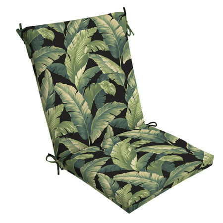 Arden Selections Onyx Cebu 44 x 20 in. Outdoor Chair Cushion ()