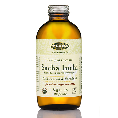 Sacha Inchi Oil - 8.5 fl. oz (250 ml) by Flora