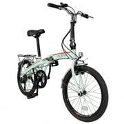 "Best City Bike Men's - Xspec 20"" 7 Speed City Folding Compact Bike Review"