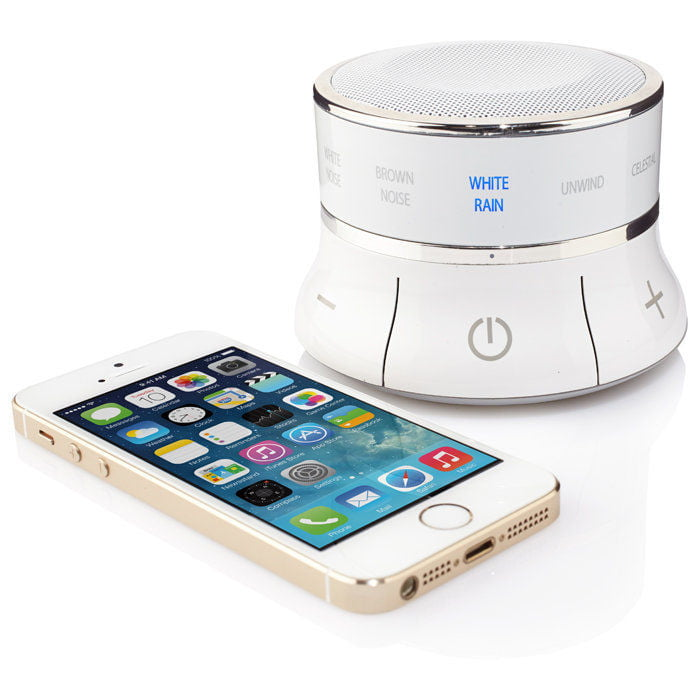 Brookstone Tranquil Moments Bedside Sleep Sound Machine & Bluetooth Speaker by Brookstone